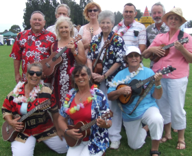 Seaside Ukelele Orchestra